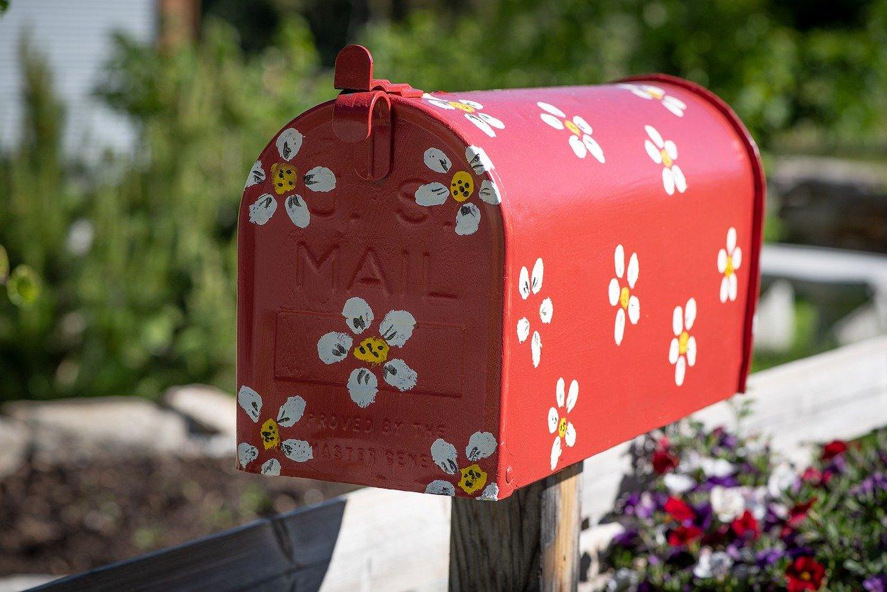 boite aux lettre personnalisée